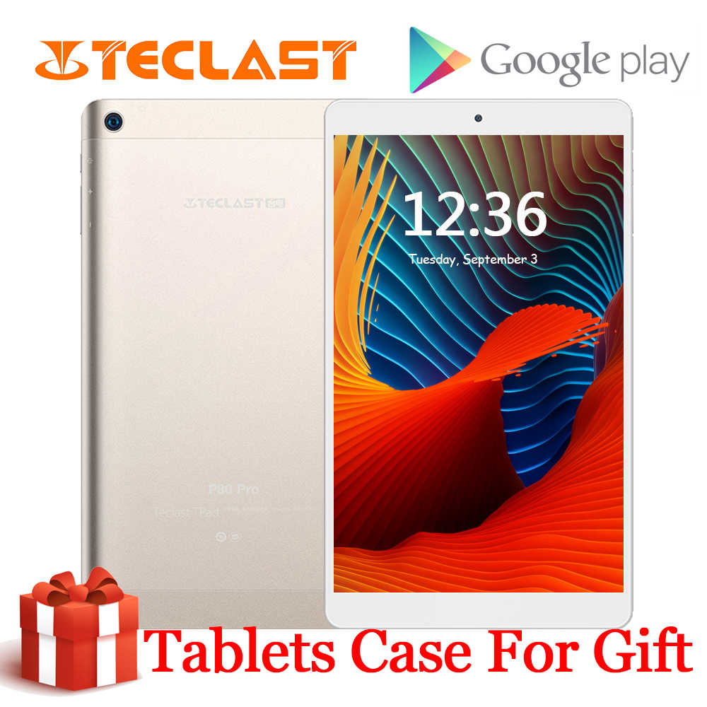 Teclast P80 Pro Tablet Android 8 Inch Tabletten 1920*1200 Touchscreen 3 Gb Ram 32 Gb Rom Dual Wifi android 7.0 MTK8163 Quad Core Gps