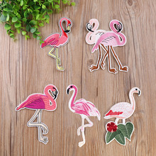 Embroidery Patch Clothes-Stickers Decorative Heat-Transfers Appliques Iron-On-Sew