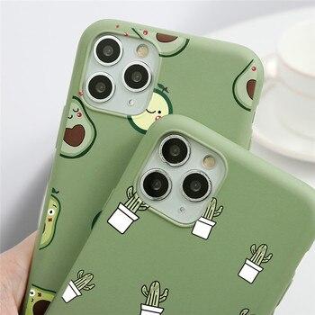 Cute Avocado Case 4