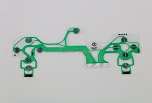 Image 4 - 10 Chiếc Ban Đầu Mới Cho Máy Chơi Game Playstation 4 Bộ Điều Khiển Dẫn Điện Phim Thay Thế Cho PS4 JDM 040 4.0 Phiên Bản Mới Flex Dây Ruy Băng