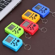 صغيرة الحنين LCD وحدة التحكم المحمولة 26 في 1 لعبة فيديو صغيرة لاعب للهدايا ث/المفاتيح دعم دروبشيبينغ