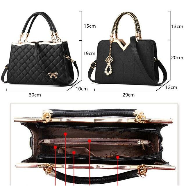 Zipper Classic Handbags  4