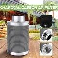 Carbon Luchtfilter Hydrocultuur indoor plant Garden Grow Tent Ventilatie Actieve Kool Luchtreiniger glasgroenten plant