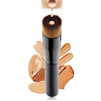 Premium Liquid Foundation Makeup Brush Face Concealer Black Brushes Professional Make Up Tools Accessories Pinceaux Maquillage