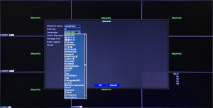 Image 4 - XMeye Viso Rilevare Audio H.265 + Hi3521D 5MP 8CH 8 Canali di Sorveglianza Video Registratore Hybrid WIFI 6 in 1 TVI CVI NVR AHD CCTV DVR