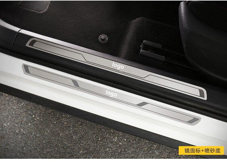 Autocollant Hamkaw Tesla Model 3 Housse de Volant de Voiture en Fibre de Carbone pour Voiture mod/èle Tesla 3 Accessoires Noir
