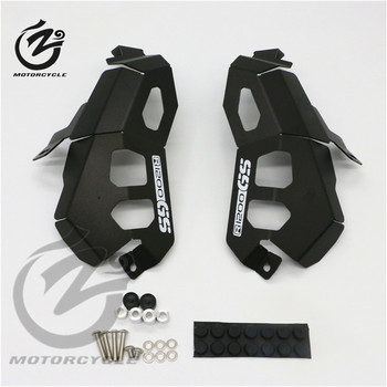 R1200GS LC water bird 13-18 years; R1200GS ADV 14-18 waterfowl motorcycle engine crash cylinder head protection cover