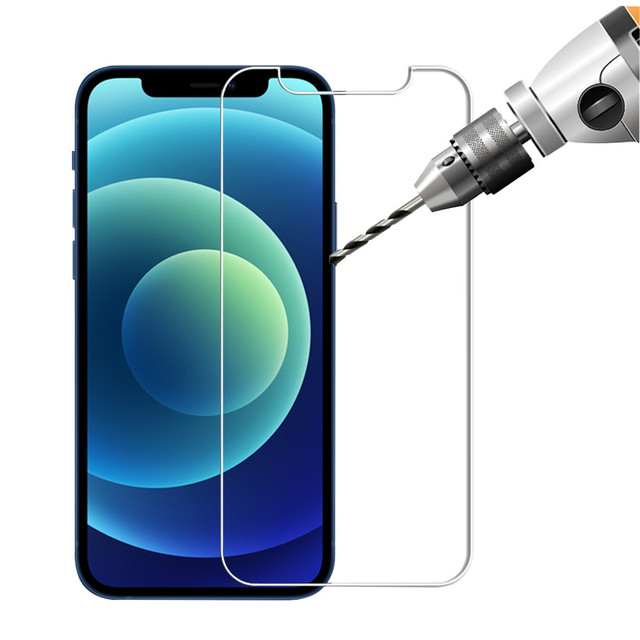 4Pcs Protective glass on For iPhone 13 12 11 Pro XS Max XR 7 8 Plus screen protector Tempered glass For iphone 13 12 Mini glass 2