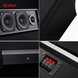 Image 5 - Cav AL110 サウンドバー列 3.0CH ホームシアター受動有線サウンドバー壁掛けスピーカーテレビ高品質列スピーカー