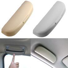 Caso Caixa de óculos de Sol Do Carro Auto para Citroen C2 C4 C5 C-C-Triomphe Quatre Picasso Elysee Remontagem Interior caixa de vidros