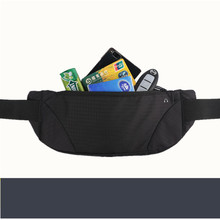 waist bag Nylon New Style for sport/ Hot selling sport outdoor running hiking fanny pack custom bum