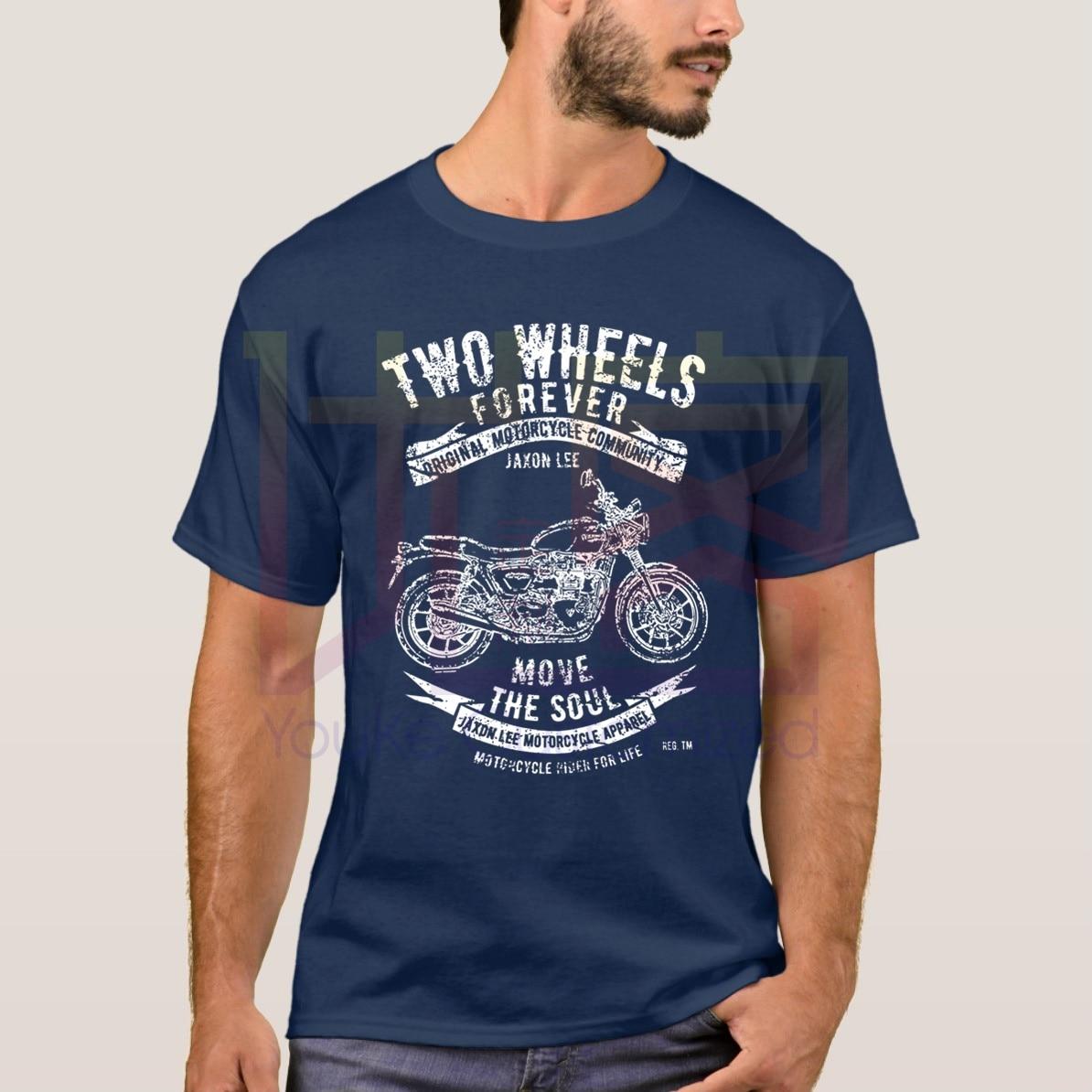 Jaxon Lee Illustration For A Triumph Tiger 800XC Motorbike Fan T-shirt