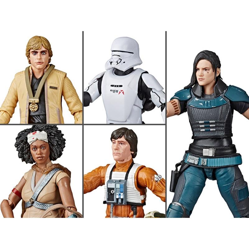 Kylo Ren /& Stormtrooper 12.5cm Figures STAR WARS Hasbro Galatic Heros FIGURE