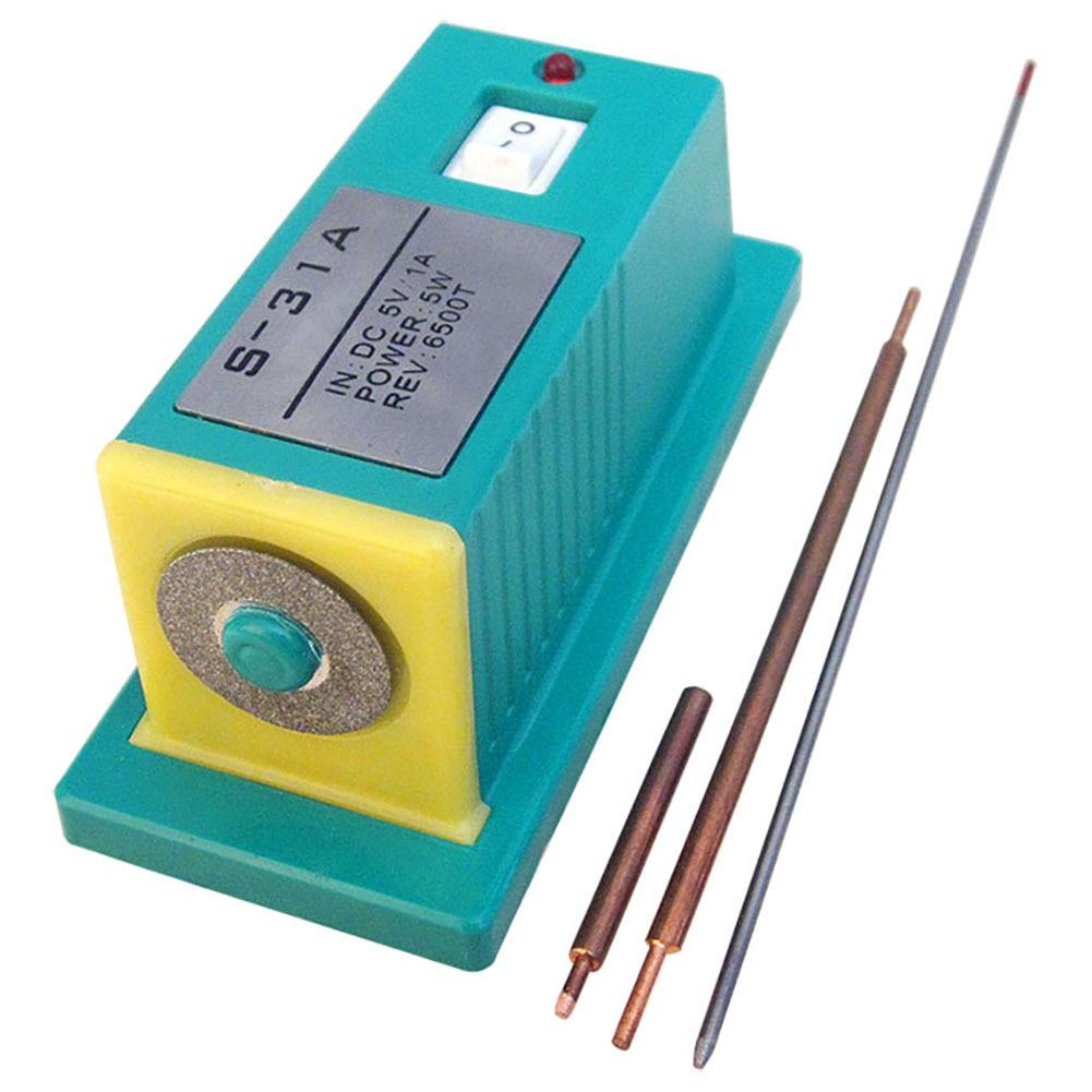 Electric Grinding Machine Spot Welding Needle Grinder Electric Mini Grinding Machine For Battery Point Welder Needle
