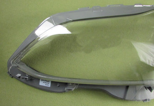 Image 3 - 투명한 램프 쉐이드 램프 그늘 프론트 헤드 라이트 쉘 2014 2015 벤츠 W212 E200L E260L E280L E300L E350L