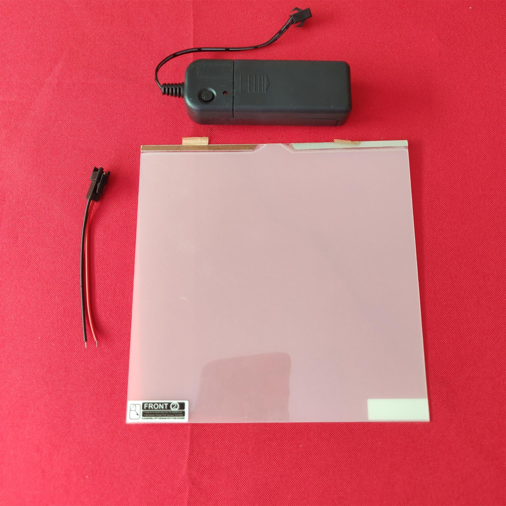 Пленка электрическая PDLC самоклеящаяся для окон и дверей, тинт для окон и дверей, 5,9 Х5, 9/15 х15 см, образец|Проекционные экраны| | АлиЭкспресс