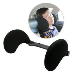 Zagłówek fotela samochodowego poduszka pod szyję do samochodu zagłówek boczny snu wysoki elastyczny nylon chowany wsparcie dla dzieci dorośli akcesoria samochodowe w Poduszka pod szyję od Samochody i motocykle na
