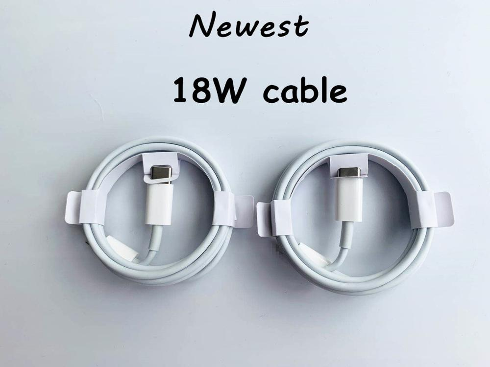 PD Charging-Cable USB-C Quick-Charge Type-C iPhone 11 for Pro Max 10pcs/Lot New-Box 18W