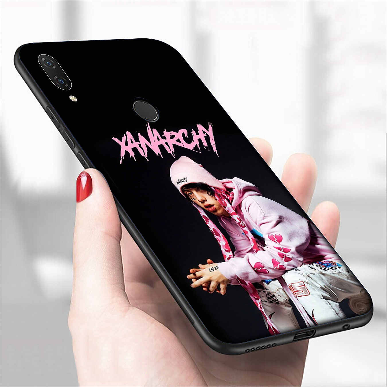 IYICAO ליל Xan Lilxan חם זינגר רך סיליקון טלפון מקרה עבור Xiaomi Redmi הערה 8 8T 8A 7 7A 6 6A 5 5A ללכת S2 K30 K20 פרו כיסוי