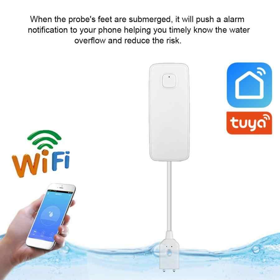 IP67 2.4GHz 無線 Lan ホーム水位検出器漏れ警報センサーチュウヤリモートコントロール ios/android 携帯用