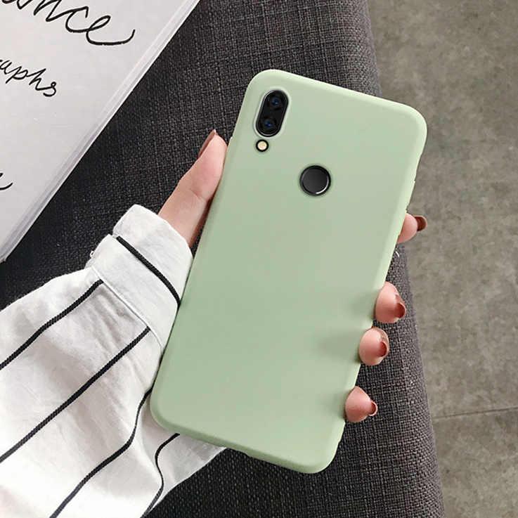 Đáng Yêu Dễ Thương TPU Cho Xiaomi Redmi Note 7 8 8A 7A 6 6A 5 5A 4 4X K20 Pro plus 4A Đi Nhiều Màu Sắc Mỏng Silicone Dẻo