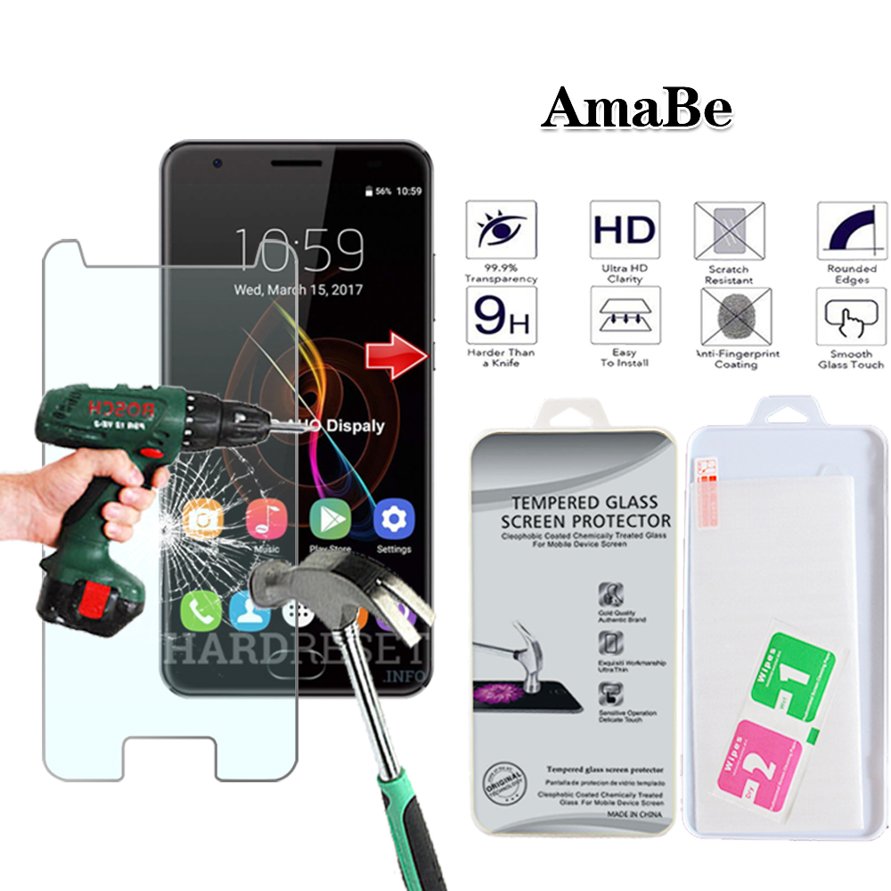 Mirror Film Tempered Glass for <font><b>OUKITEL</b></font> K4000 Plus/K6000 Plus/<font><b>K8000</b></font>/OK6000 Plus <font><b>Screen</b></font> Protector image