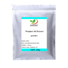 цена на ISO 100g-1000g High quality tongkat ali root extract  tongkat ali Men's health products to improve sexual function Free shipping