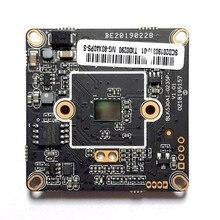 Hd cctv 4mp ip câmera módulo de segurança rede 4.0mp ipc pcb placa principal baixa iluminação cmos h.265 onvif