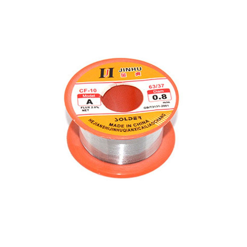 Solder Wire Tin Lead Alloy Melt Rosin Core High Quality Soldering Wires Roll New