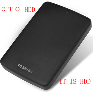 Image 5 - New  Toshiba Hard Disk Portable 1TB 2TB Laptops External Hard Drive Disque dur hd Externo HDD 2.5 Harddisk Free shipping