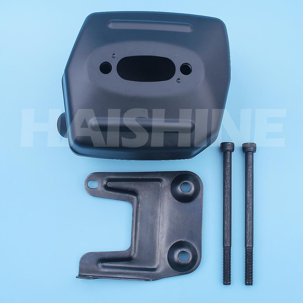 281 288 Husqvarna 503591501 Chainsaw Muffler Kit Exhaust Bolt For Silencer Support Bracket 181XP 281XP 181 288XP