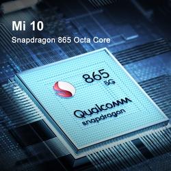 "New Arrival Global Version Xiaomi Mi 10 8GB 128GB 5G Snapdragon 865 Octa Core 108MP Quad Camera 6.67""AMOLED Mi10 Mobile Phone 5"