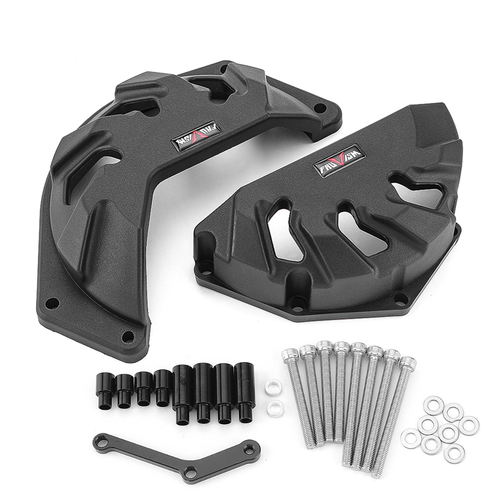 Motorcycles Engine Cover Protection Set Case Guard Crash Sliders For Honda CBR500R <font><b>CBR</b></font> <font><b>500R</b></font> CBR500F CBR500X 2013 <font><b>2019</b></font> image
