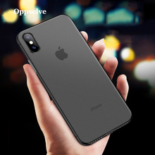 Luxury Simple Phone Case For iPhone 11 Pro Max 2019 Smooth Matte PP Case For iPhone XS Max XR X 8 7 6 6S Plus Back Cover Capinha new iphone case for iphone 11 for iphone11 pro max 5 8 inches 6 1 inches 6 8 inches 6 6s 7 8 plus ix xr max x fashion back cover