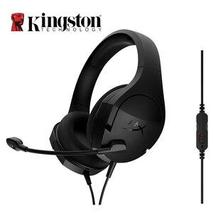 Image 4 - Kingston HyperX Cloud Stingerชุดหูฟังสำหรับเล่นเกมพร้อมไมโครโฟนหูฟังน้ำหนักเบาสำหรับPS4 เกมเครื่อง