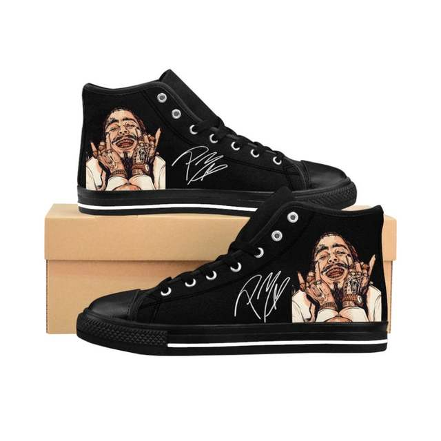 Post Malone Top osty Shoes For Men and Women 1