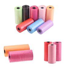 10 рулонные Портативные Детские пеленки мешок отходов Детские коляски одноразовые пакеты для мусора P31B