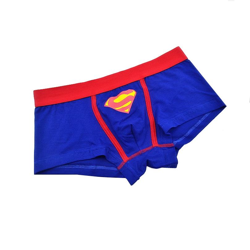 Male Underpants  Underwear Man Gay Cotton Sexy Underwear Men Boxer Shorts Breathable Designers Mens Cartoon Boxers