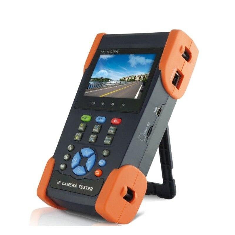 3.5 Inch 3 In 1 Ip Camera Tester Cctv Tester Monitor Analog Hd Ahd Ip Camera Testing 1080P Ptz Control Poe Test,IPC3500Plus-Eu P