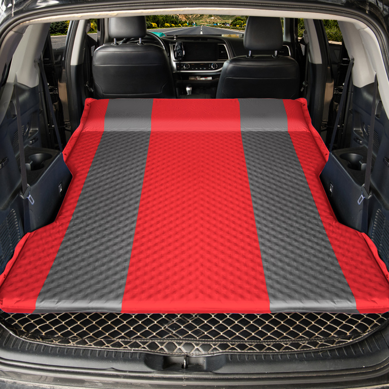 Car Air Inflatable Travel Car Mattress SUV Bed Universal for Back Seat Multi functional Sofa Pillow Outdoor Camping Mat Cushion