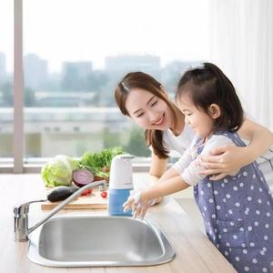 Image 2 - YOUPINl Minij 자동 감지 거품 세탁기 지능형 감지 비누 디스펜서 자동 거품 세탁기