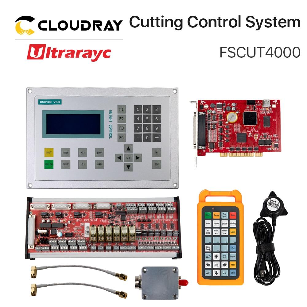 Cloudray Friendess FSCUT Laser Cutting Machine Control System FSCUT4000 For Metal Cutting