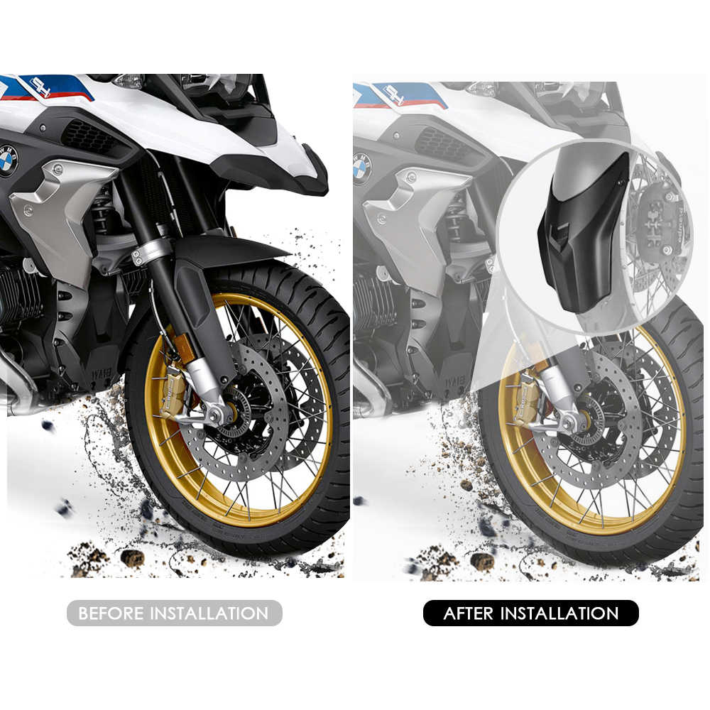Details about  /Rear front fender for BMW r1200gs lc r1250gs adv fender