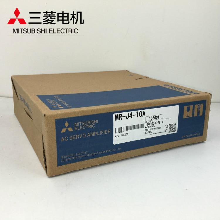 Новый оригинальный Сервоусилитель переменного тока, Сервоусилитель с переменным током, MR-J4, 20A, 40A, 60A, 100A, 200A, 350A, 500A