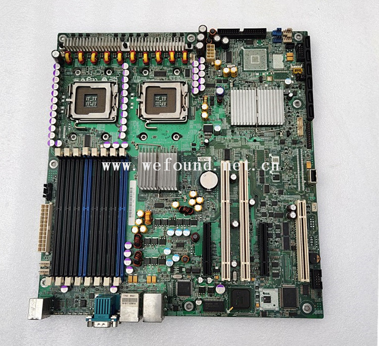 High Quality Desktop Motherboard For S5000VSA Dual 771-pin Dual Monitoring Board Will Test Before Shipping