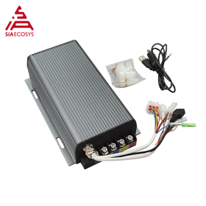 Image 1 - Sabvoton Controller 150A SVMC72150 V1 for QS 3000w brushless Motor cruise controller not include Bluetooth adapter