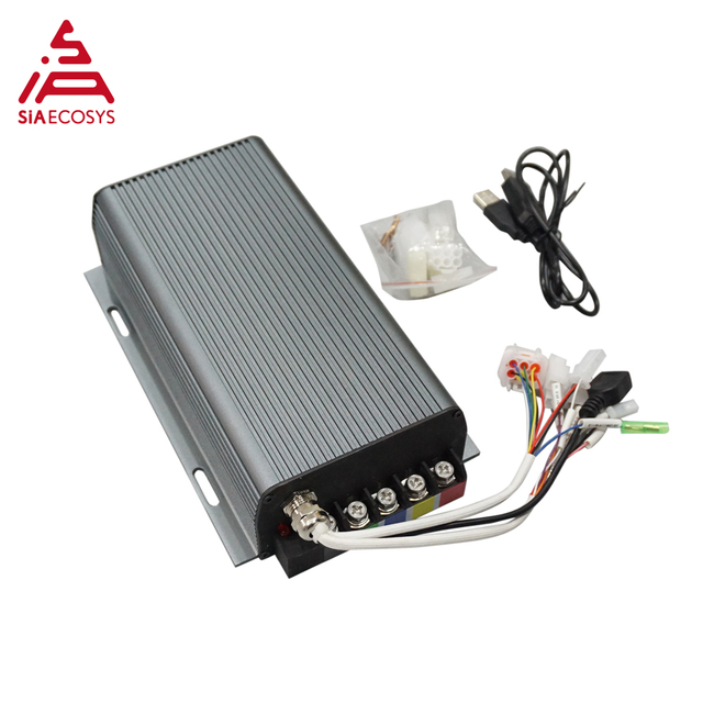 Sabvoton Controller 150A SVMC72150 V1 for QS 3000w brushless Motor cruise controller not include Bluetooth adapter