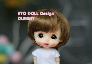 Image 3 - Pre sale  December  Sto dolls EGG  DUMMY   customization 1/8 BJD dolls OB doll  DIY Ob 11 doll  head