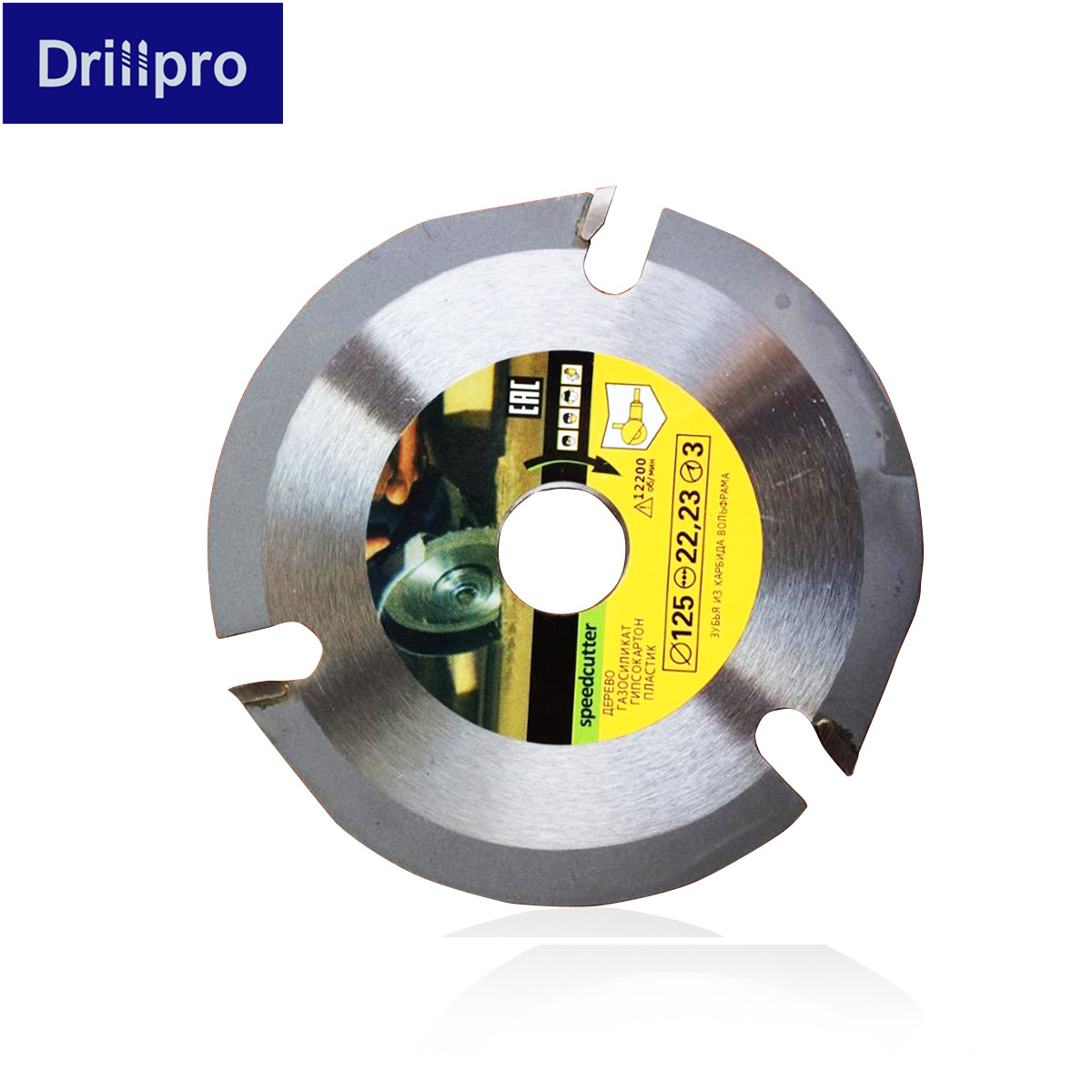 125mm 3 T Multitool Grinder Saw Disc Circular Saw Blade Carbide Tipped Wood Cutting Disc Carving Disc Tool Multitool Blades
