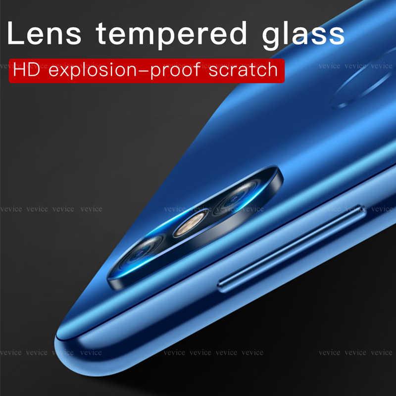 الزجاج على كاميرا ل شياو mi الأحمر mi 6 7 7A 6A 6Pro K20 ملاحظة 5 7 8Pro mi 5x9 Max3 Pocophone F1 حامي زجاج الكاميرا زجاج عليه طبقة غشاء رقيقة